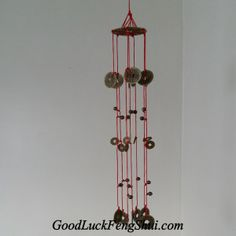 Wind Chimes in Feng Shui and in Your Life - http://www.facebook.com/goodluckfengshui/posts/411726945647141