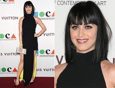 Katy Perry In Versace Collection – Museum Of Contemporary Art (MOCA) 35th Anniversary Gala