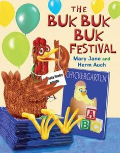 Feathers fly and humor abounds as the literary adventures continue for Henrietta, the talented chicken from The Plot Chickens. Thrilled to have her picture book published, Henrietta is all aflutter with excitement when shes invited to a local book festival. However, the event organizers did not count on having a chicken show up to sign books. -Crystal
