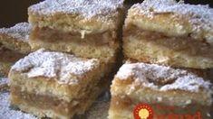 Starinska lijena pita s jabukama — Coolinarika Croatian Cuisine, Croatian Recipes, Sweet Recipes, Cake Recipes, Mini Cheesecakes, Gluten Free Desserts, Banana Bread, Food Photography, Bakery