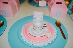 Xícara - chá de princesas