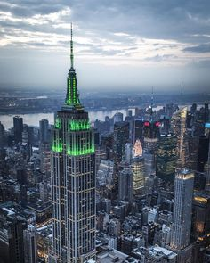 New York City Feelings - Green Lantern by  /ch3m1st/   @flynyon /nyonair/