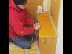 Why Heat Your Shower Bench? What are the benefits and advantages of heating a shower bench? Install a heat cable on shower bench to keep warm during shower.