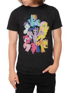 My Little Pony Mare Power T-Shirt   Hot Topic