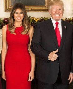 President & First Lady Melania Trump Melania Knauss Trump, Malania Trump, Donald And Melania, Trump Is My President, Trump Pence, First Lady Melania Trump, American Pride, Event Dresses, Ivanka Trump