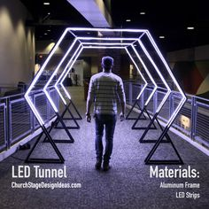 LED Tunnel