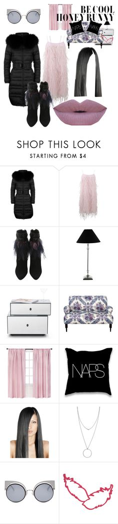 """""""Eh."""" by xololo-vuitton ❤ liked on Polyvore featuring K100 Karrimor, Michael Kors, Lene Bjerre, Skyline, Shabby Chic, Urban Decay, Anastasia Beverly Hills, Botkier and Fendi"""