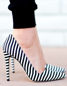 Stripes on your feet!