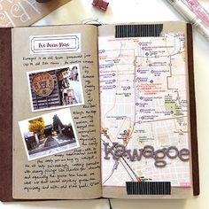 simply yin: My Midori Travelers' Notebook - Japan Travel Journal