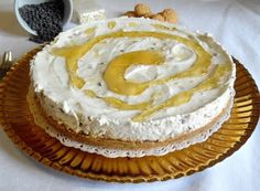 Denny Chef Blog: Cheesecake al torrone