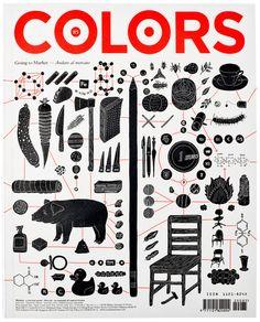 Colors magazine (Trevise, Italie )
