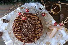 Σοκολατένιο <br>παγωτό παρφέ — Paxxi Tiramisu Cake, Chocolate Pudding, Pina Colada, Christmas Ornaments, Holiday Decor, Dulce De Leche, Sweets, Christmas Jewelry, Christmas Decorations