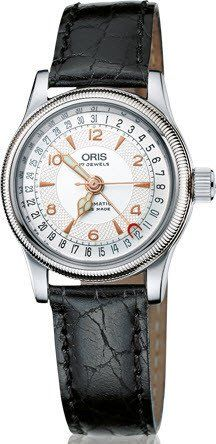 @oris  Watch Big Crown Original Pointer Date Leather #bezel-fixed #bracelet-strap-leather #brand-oris #case-material-steel #case-width-29mm #date-yes #delivery-timescale-call-us #dial-colour-silver #gender-ladies #luxury #movement-automatic #official-stockist-for-oris-watches #packaging-oris-watch-packaging #style-dress #subcat-big-crown #supplier-model-no-01-594-7695-4061-07-5-14-53 #warranty-oris-official-2-year-guarantee #water-resistant-50m