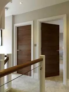 Internal Doors With Frosted Glass Panels Internal Wooden Doors, Entry Doors With Glass, Glass Panel Door, Doors With Glass Panels, Oak Panels, Panel Doors, Walnut Doors, Oak Doors, White Trim Wood Doors