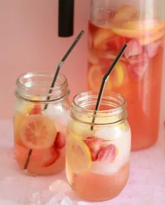 White Strawberry Lemon Sangria - Aside from delivering a dose of vitamin C, lemons add calorie-free flavor to everything—and this sangria is no exception. Not to mention, it's also overflowing with strawberries, which are also sky high in C (just one medium berry has 11% your RDA ), full of antioxidants and one of the fruits that are best for weight loss.