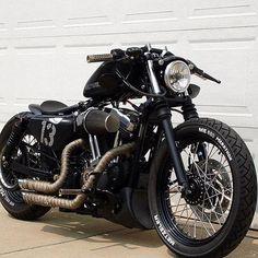 Harley Vintage Custom Bobber (23)