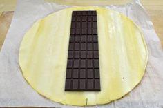 1 sfoglia e cioccolato