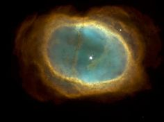 It's the dim star, not the bright one, near the centre of NGC 3132 that created this odd but beautiful planetary nebula. Nicknamed the Eight-Burst Nebula and the Southern Ring Nebula, the glowing gas originated in the outer layers of a star like our Sun.