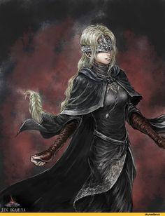 Fire keeper, DSIII characters, Dark Souls 3, Dark Souls, fandom, DS art