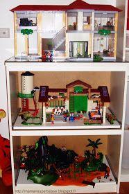 Les enfants à partir de 4ans sont fans des Playmobil, et je dois dire que c'est toujours un plaisir de partager un moment convivial avec e...