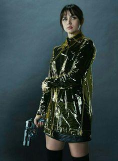 Ana de Armas en Blade Runner  (Instagram)