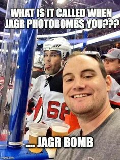 Not a Devils fan, but this is still funny