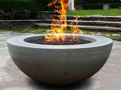 Ernsdorf Design | Concrete Fire Pit Bowls, Furniture and Art