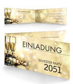 einladungskarten mit verschiedensten motiven jetzt günstig online, Einladung