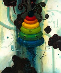 Jeff Soto | Think of the Future