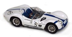 """Maserati Tipo 61 - """"The Birdcage"""" by CMC Classic Model Cars Maserati Birdcage, Diecast Model Cars, Bird Cage, Classic, Boards, Toys, Planks, Birdcages"""