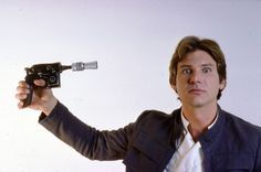 Link to Star Wars Behind the Scenes (66 Images). Featured photo: Harrison Ford being funny