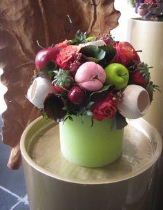 fruitige Biedermeier , droogt volledig in Workshop, Pudding, Desserts, Food, Seeds, Tailgate Desserts, Atelier, Deserts, Work Shop Garage