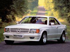 1983 Mercedes-Benz 560SEC 6.0 AMG