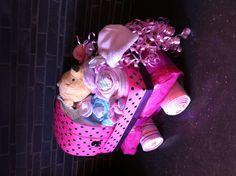 Baby girl shower gift :)