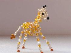 Bead Animals Beadwork #beading #pearlerbeads #ideas