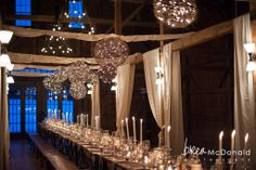 "Maine Seasons Events, wedding planning & design, Maine Seasons Event Rentals, photo: Brea McDonald  Preview "" Flanagan's Table Valentine's Day Dinner with Chef Erin French of {the} Lost Kitchen"" The Barn at Flanagan Farm, Maine Farmland Trust"