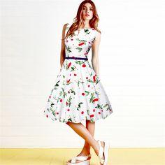 Women Dresses Summer Free shipping Floral Print Slash-Neck Sleeveless Slim Cloth Vestidos De Festa Satin Fashion Brand Dress >>> You can get additional details at the image link.
