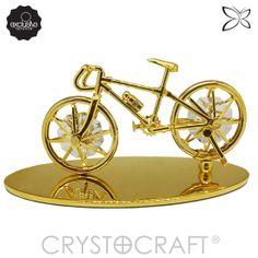 Na Exclusive Imports você encontra os mais diversos tipos de presentes. São peças exclusivas CRYSTOCRAFT banhadas a ouro 24K com cristais SWAROVSKI. Visite-nos em www.exclusiveimports.com.br