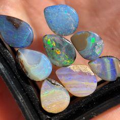 Signature Opal - Boulder Opal from Queensland, Australia SHOP; www.etsy.com/shop/SignatureOpal Australian Opal, Bouldering, Etsy Seller, Queensland Australia, Shop, Store