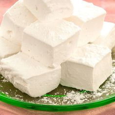 A homemade marshmallow recipe that is a great option for all sorts of recipes calling for marshmallows.. Homemade Marshmallows Recipe from Grandmothers Kitchen.