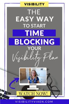 How to start time blocking your brand visibility plan to work smarter not harder. How to fit in visibility to your busy schedule. How to time block at work. #timeblocking #timeblock #productivity #branding #visibility #brandvisibility #businessstrategy #businesstips #digitalmarketing #salesfunnel #marketing #passiveincome #onlinebusinesstips #businesstips #entrepreneurtips #onlinemarketing #onlinebusiness #visibilityvixen Business Branding, Business Tips, Online Business, Sales And Marketing, Online Marketing, Digital Marketing, Online Entrepreneur, Business Entrepreneur, Feeling Frustrated