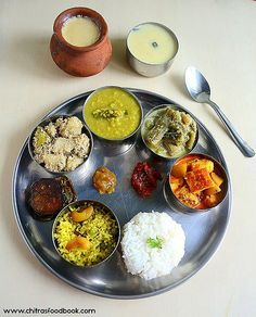 Gujarati thali recipes pinterest gujarati thali recipes and cuisine bengali lunch menu recipe vegetarian thali list forumfinder