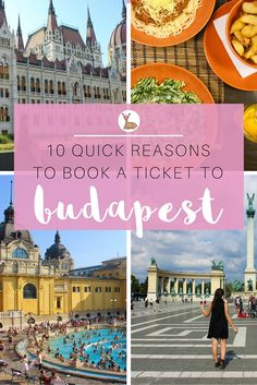 I really want to go to to Budapest now! Are you thinking of going too? Then definitely check out this article!