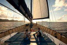 Velero en Seychelles | Insolit Viatges