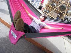 How to hang a hammock properly