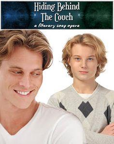 De-blog: Character Spotlight: Josh Sandison (Hiding Behind The Couch)