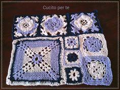 CUCITO per TE : Uncinetto, Granny Square, Mistery Crochet...la mia nuova avventura!
