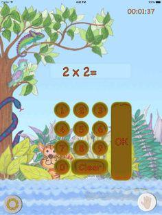 Where does the swinging monkey go?