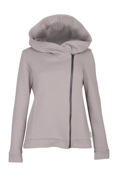 www.adatyte.com / #jumper #hoodie #woman #womenswear #clothes #adatyte #grey