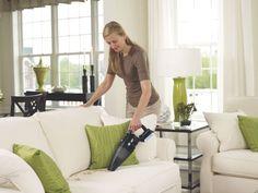 Black and Decker Handheld vacuum kit, BDH2000SDL | Powerful 20V Lithium Ion…